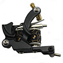 Tattoo Machine Professional Tattoo Kit 4 cast iron machine liner & shader High Quality LCD power supply 1 x stainless steel grip 3 x