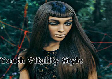 Braziliaanse zijdeachtige rechte maagdelijke hair